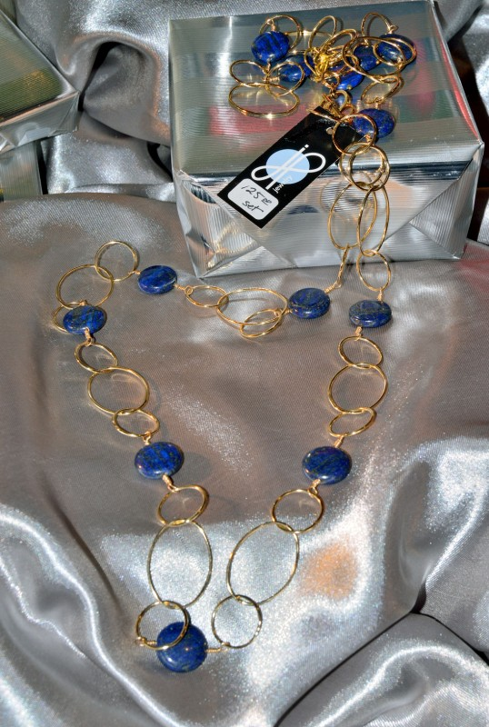 Jackie Brennen-chain necklace